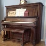 Hamilton-Piano
