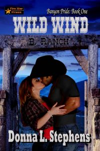 Wild Wind by Donna L. Stephens